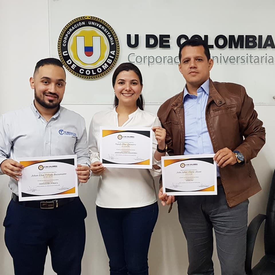 Becas de honor U de Colombia
